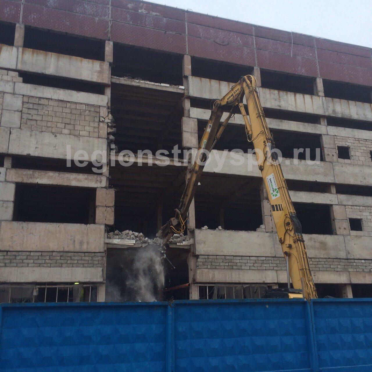 Расценки на демонтаж плит перекрытия ульяновск